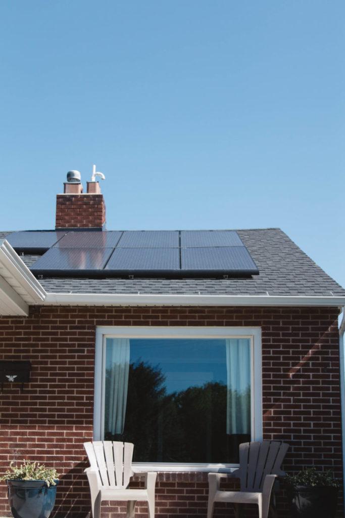 Geração Elétrica Fotovoltaica - Painéis solares