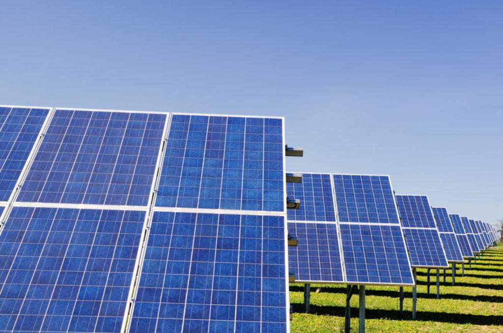 Geração Elétrica Fotovoltaica - Fazendas Solares