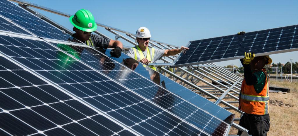 Geração Elétrica Fotovoltaica - Implementação Simples